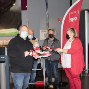 SPD-Info-Stand